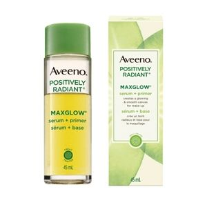 Aveeno Maxglow Face Serum & Primer